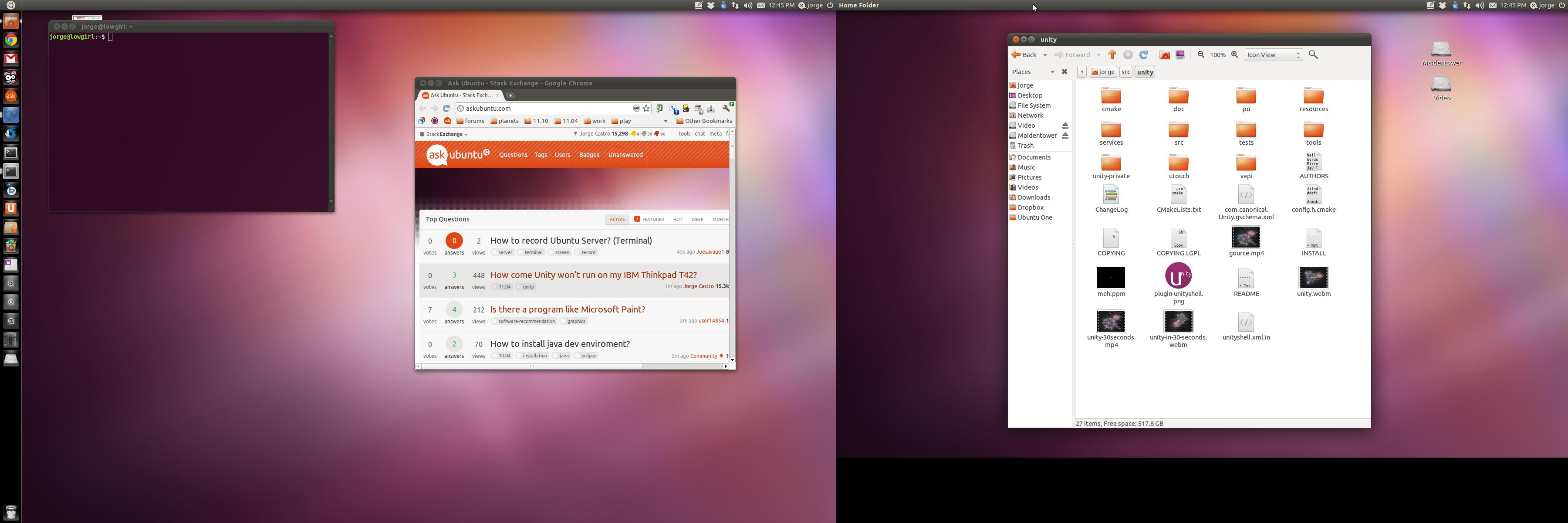 unity,multiple-monitors,ubuntu