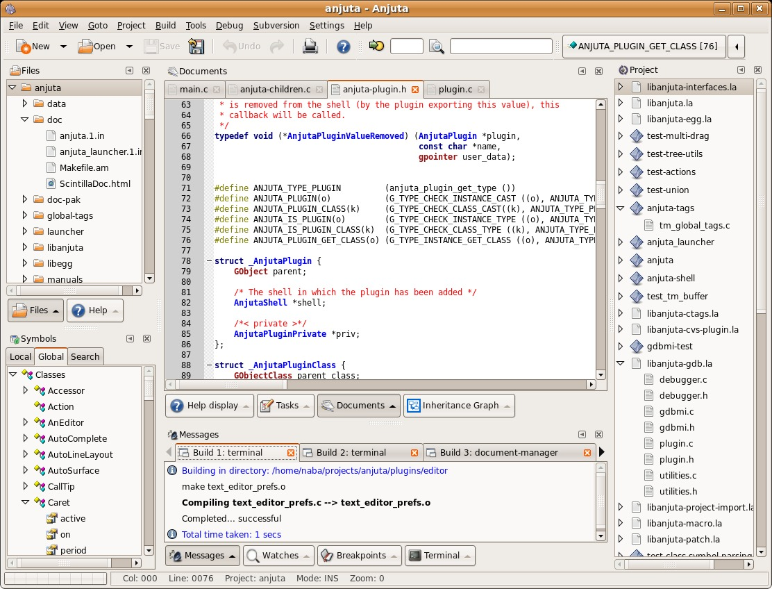 software-recommendation,application-development,programming,ide,ubuntu
