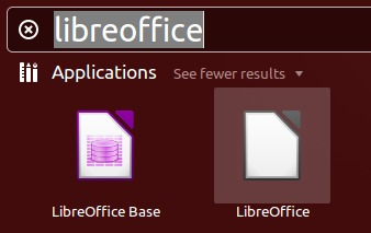 libreoffice,database,microsoft-office,ubuntu