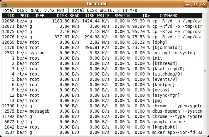 hard-drive,performance,monitoring,ubuntu