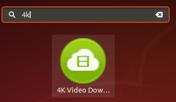 Start 4k Downloader
