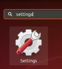 Ubuntu Settings