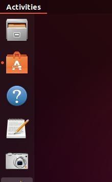 Open the Ubuntu software center