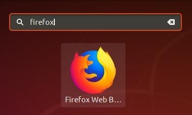 Launch Firefox