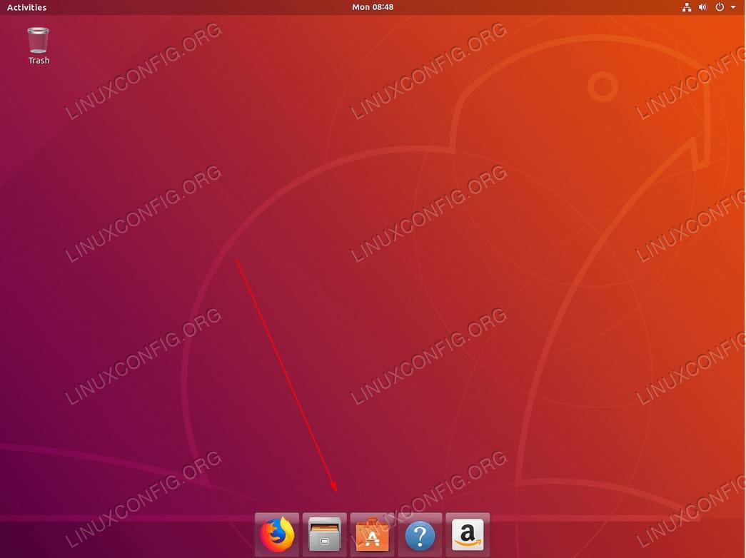 Custom Dock panel on Ubuntu 18.04 Bionic Beaver Desktop