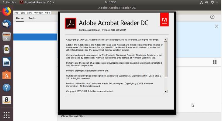 Adobe Acrobat Reader DC installation - Ready to use