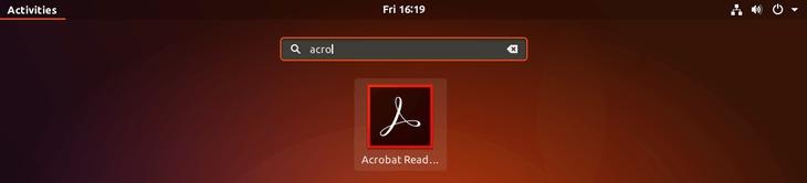 Adobe Acrobat Reader DC installation - Launch Adobe Acrobat Reader