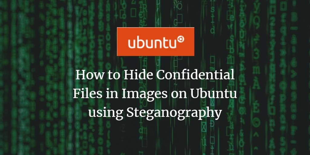Ubuntu Steganography