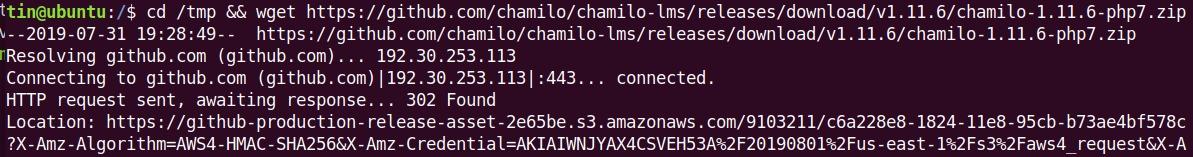 Download Chamilo LMS