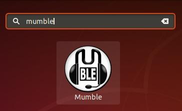 Search Mumble in dash