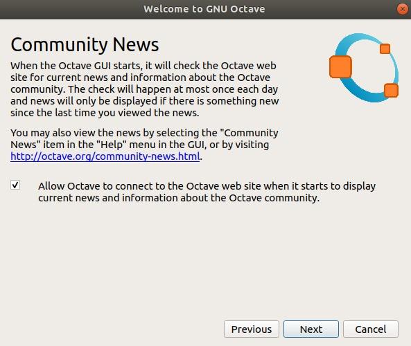 Get community news