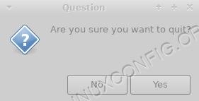 question-widget