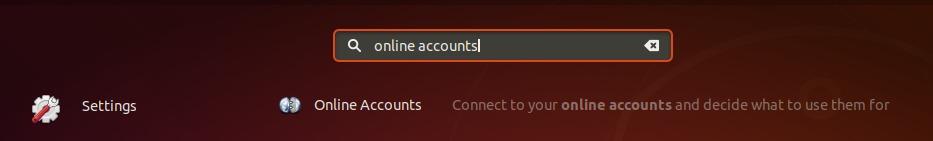 Open Online Accounts trough Dash