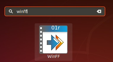 WinFF Icon