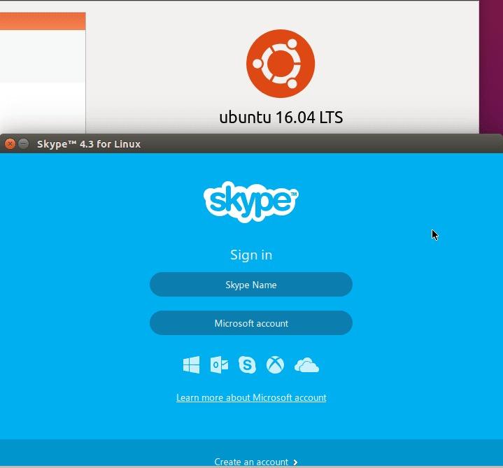 How to install Skype on Ubuntu 16.04 Xenial Xerus Linux 64-bit